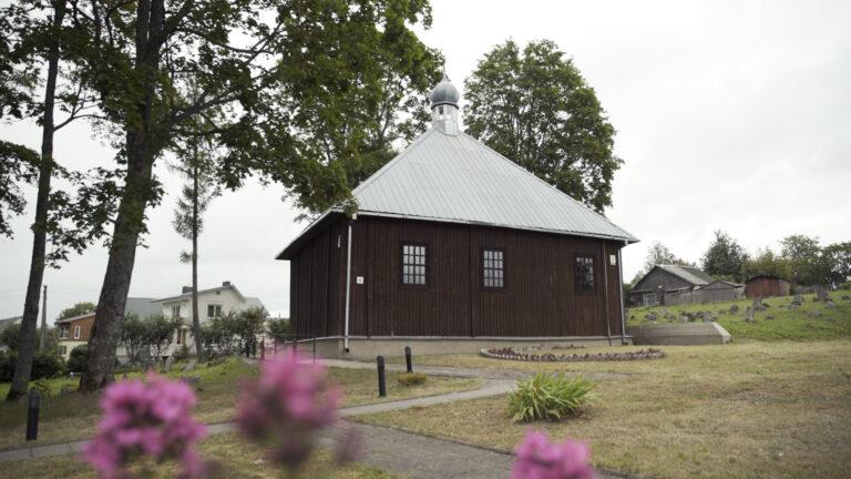 Keturiasdešimt Totorių kaimo mečetė