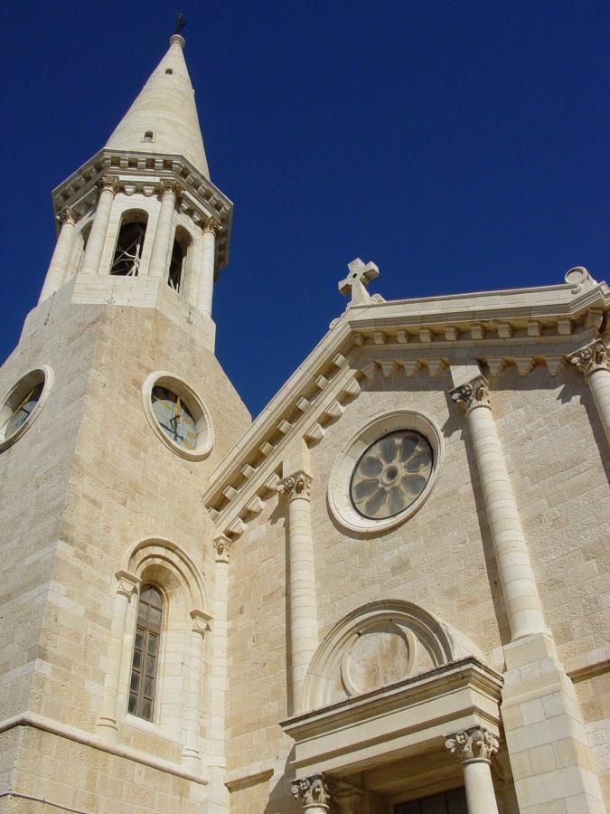 Liuteronų bažnyčia Betliejuje
