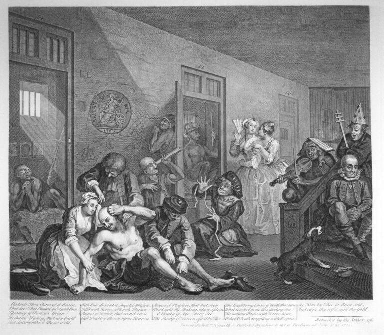 Septyniolikto amžiaus ligoninės vaizdas