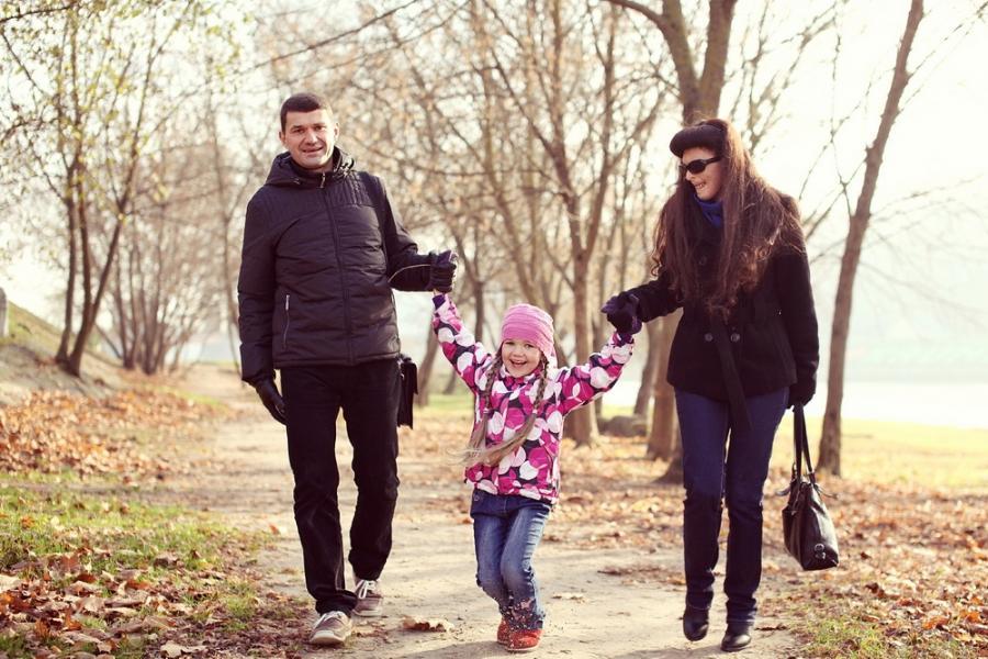 Vida su šeima