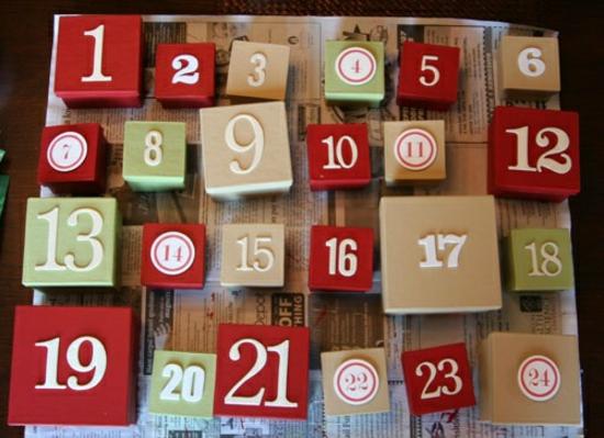 Advento kalendorius