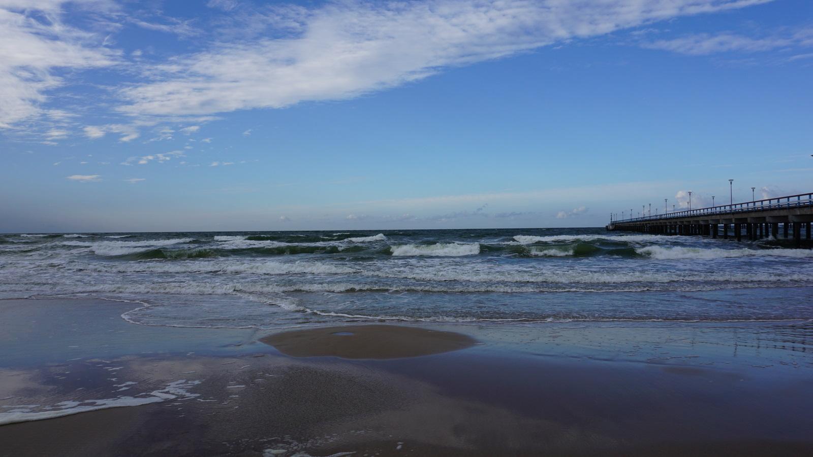 Jūra į tolį.