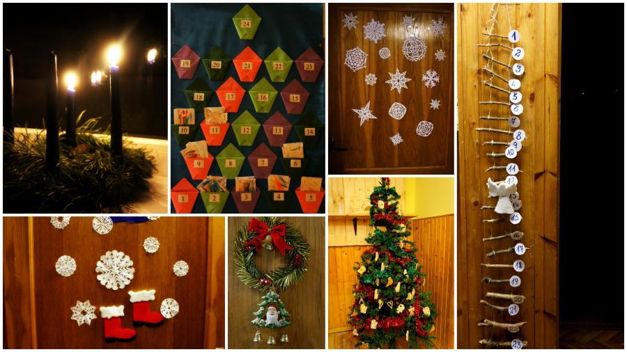 Šv. Kalėdų laukimas ir šventimas