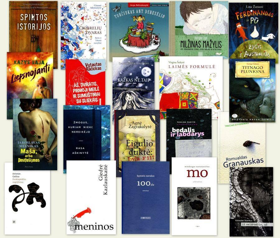2014 metų knygos rinkimai