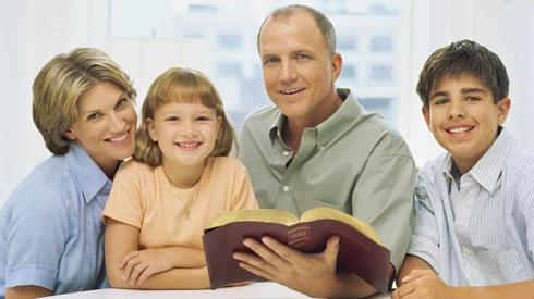 Šeima, biblija
