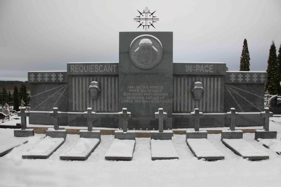 Obelių paminklas