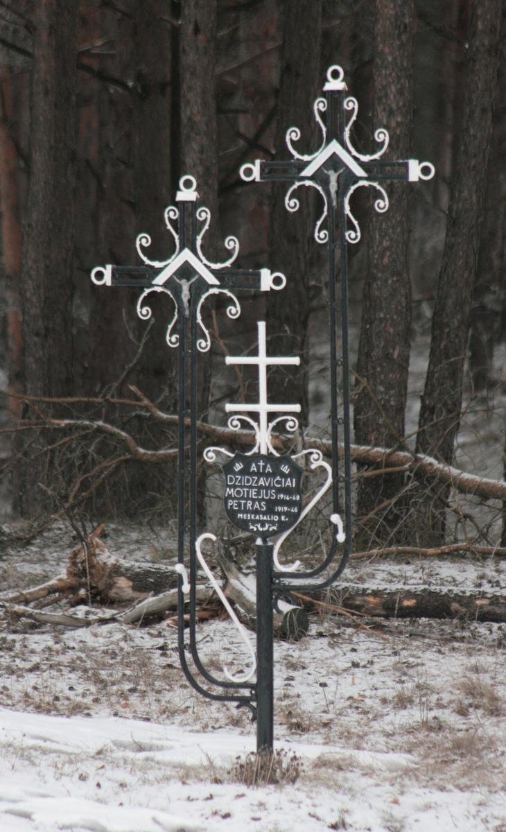 Metalinis kryžius.
