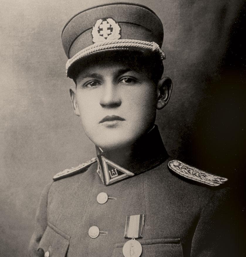 Partizanas Jonas Žemaitis-Vytautas