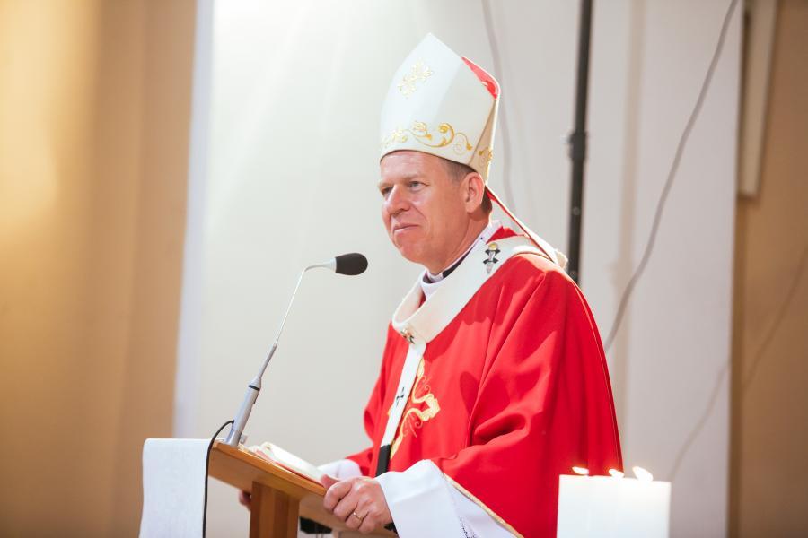 Arkivyskupas Gintaras Grušas