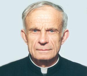 Kunigas Juozas Zubrus