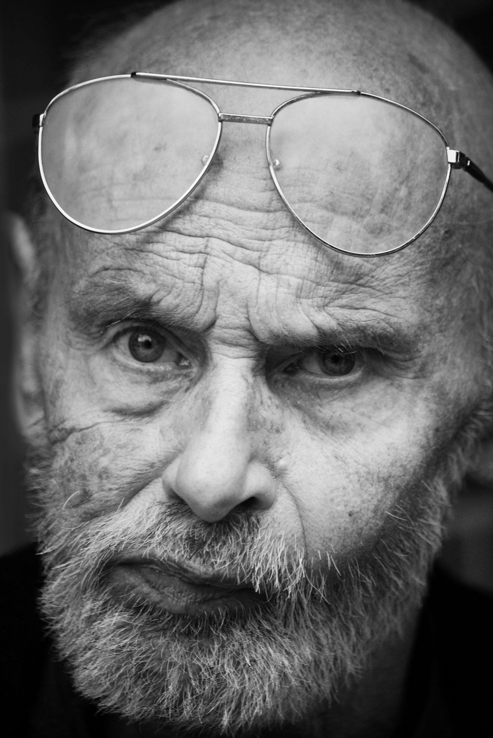 Vlado Baltuškevičiaus portretas.