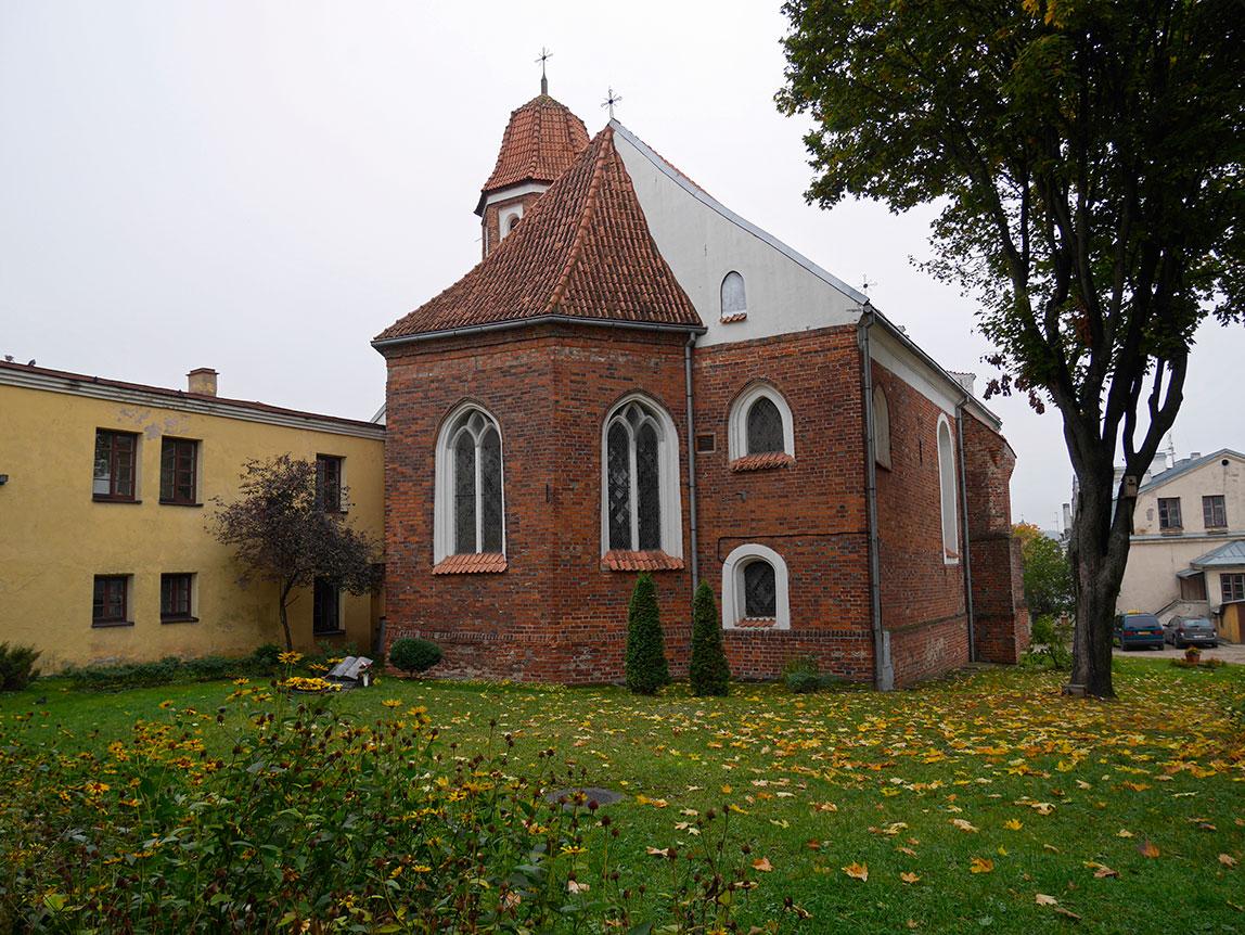 Kauno Šv. Mikalojaus benediktinų bažnyčia