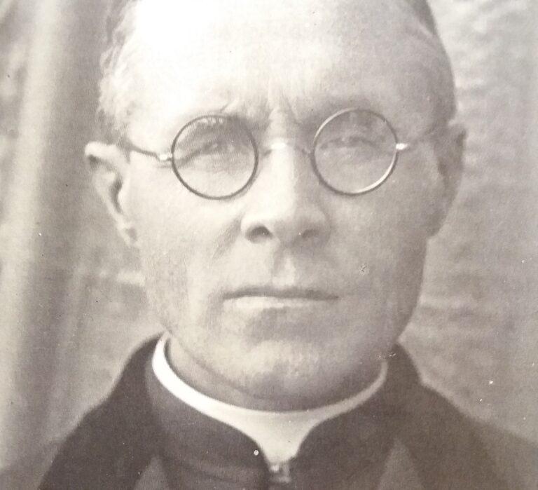Saleziečių pradininkas Lietuvoje kun. Antanas Skeltys (1884–1960).