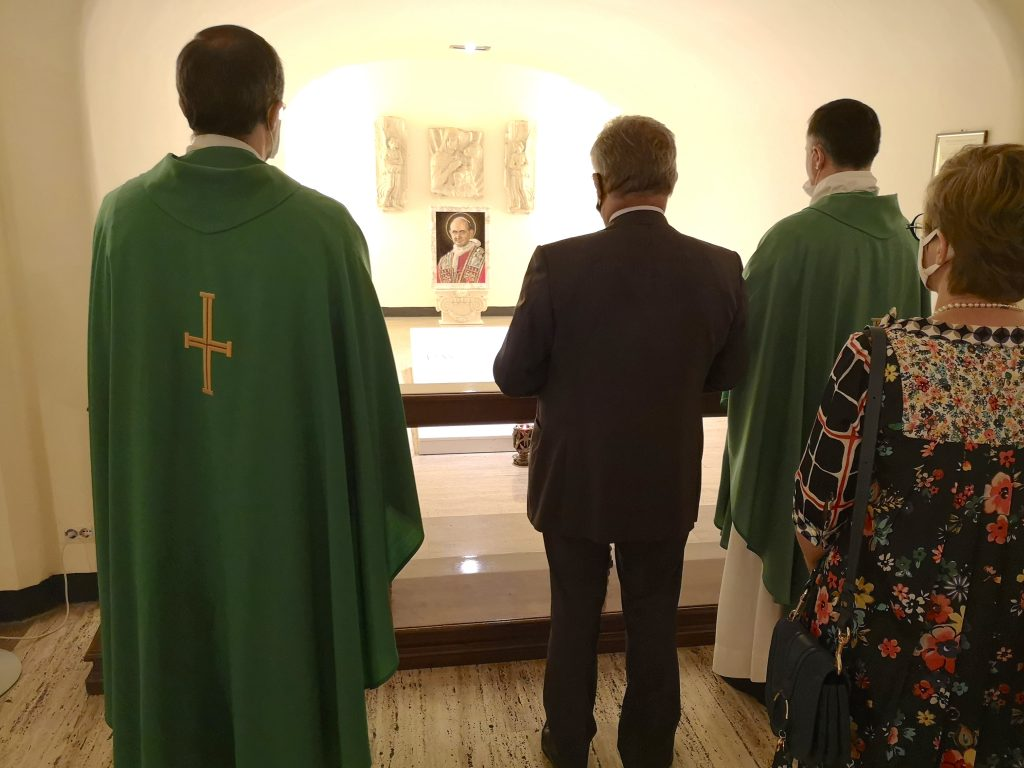 Lietuvių koplyčia Vatikane