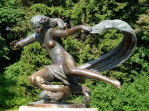 Skulptūra.