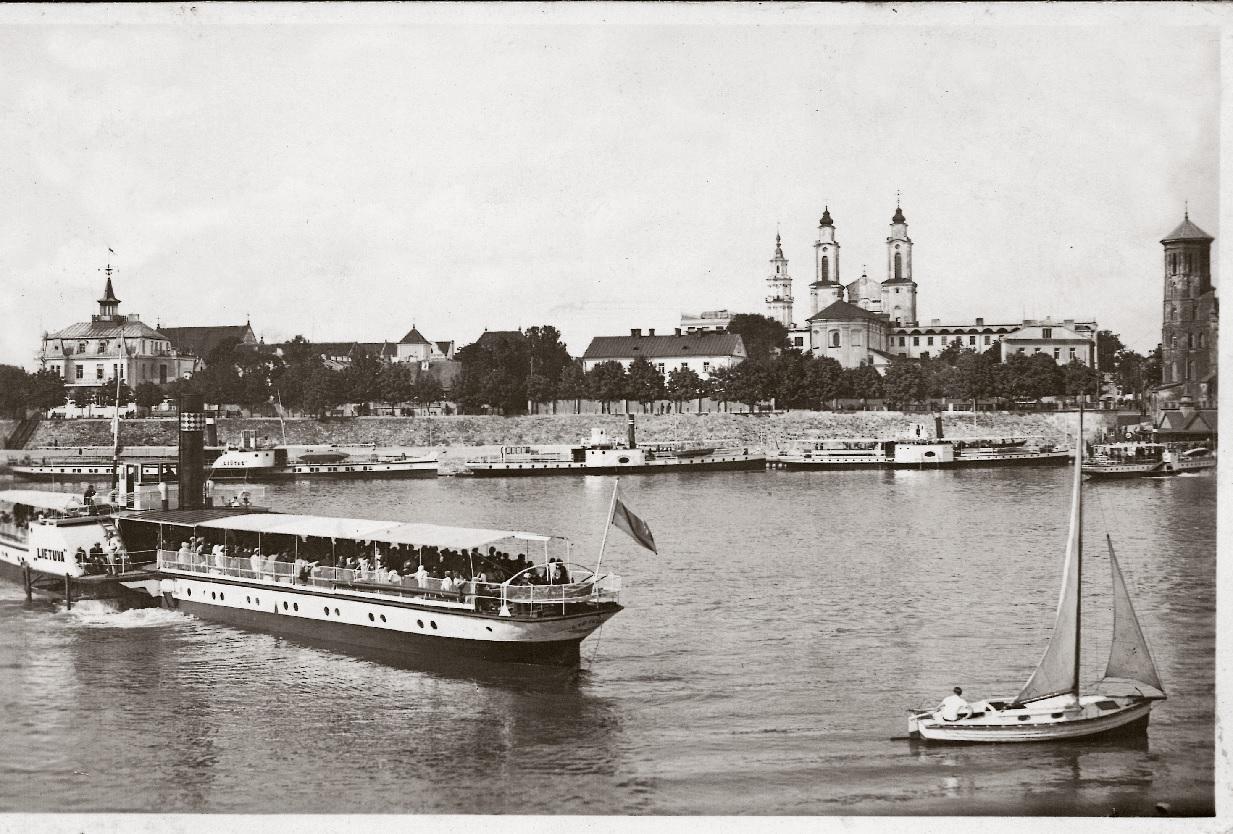 Kauno panorama.