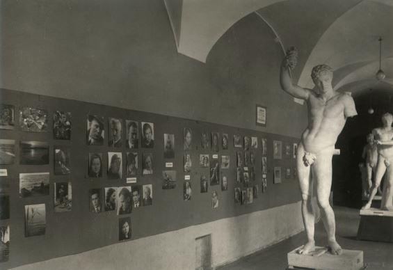 Stepono Batoro universiteto Dailės fakulteto fotografijų paroda 1937 m.