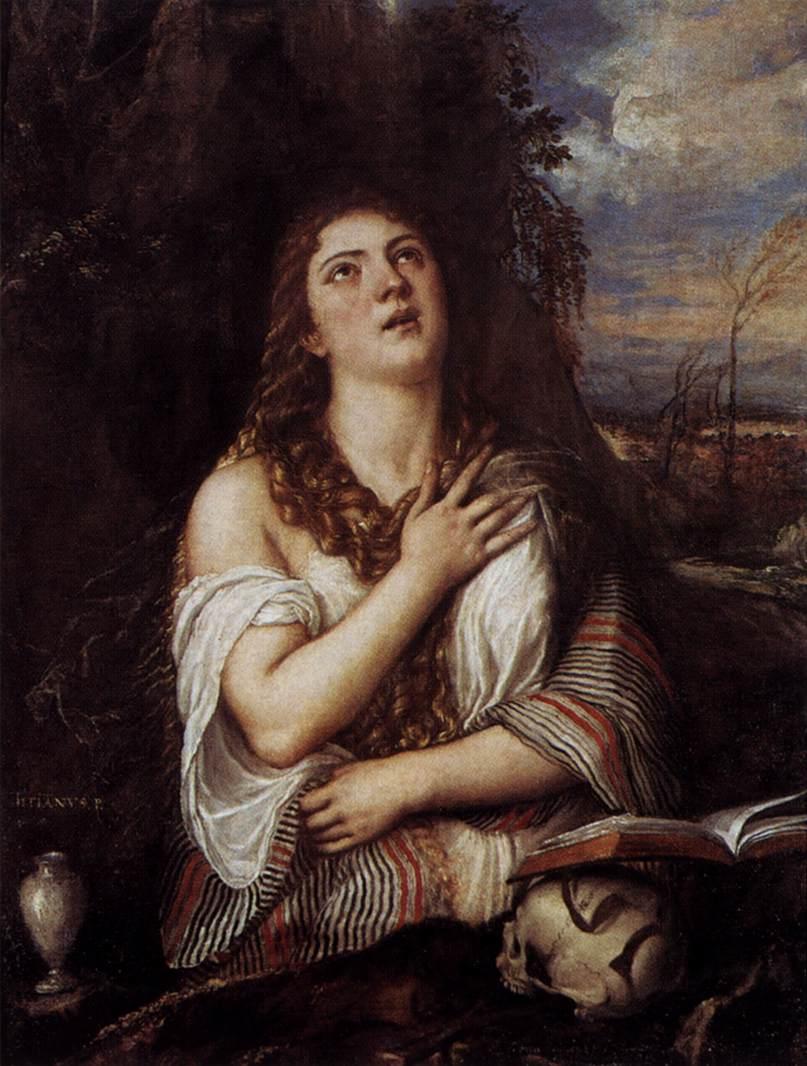 Atgailaujanti Magdalena