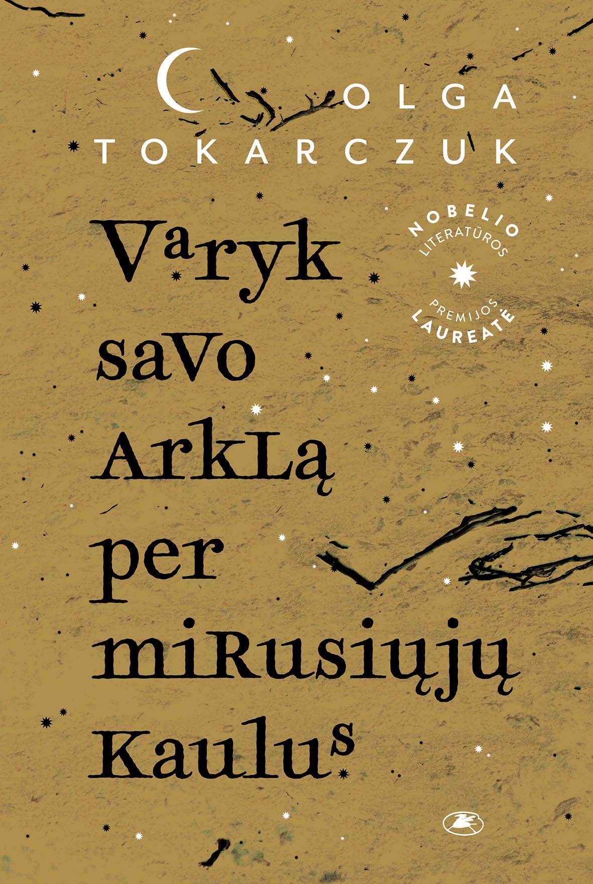 Knygos viršelis.