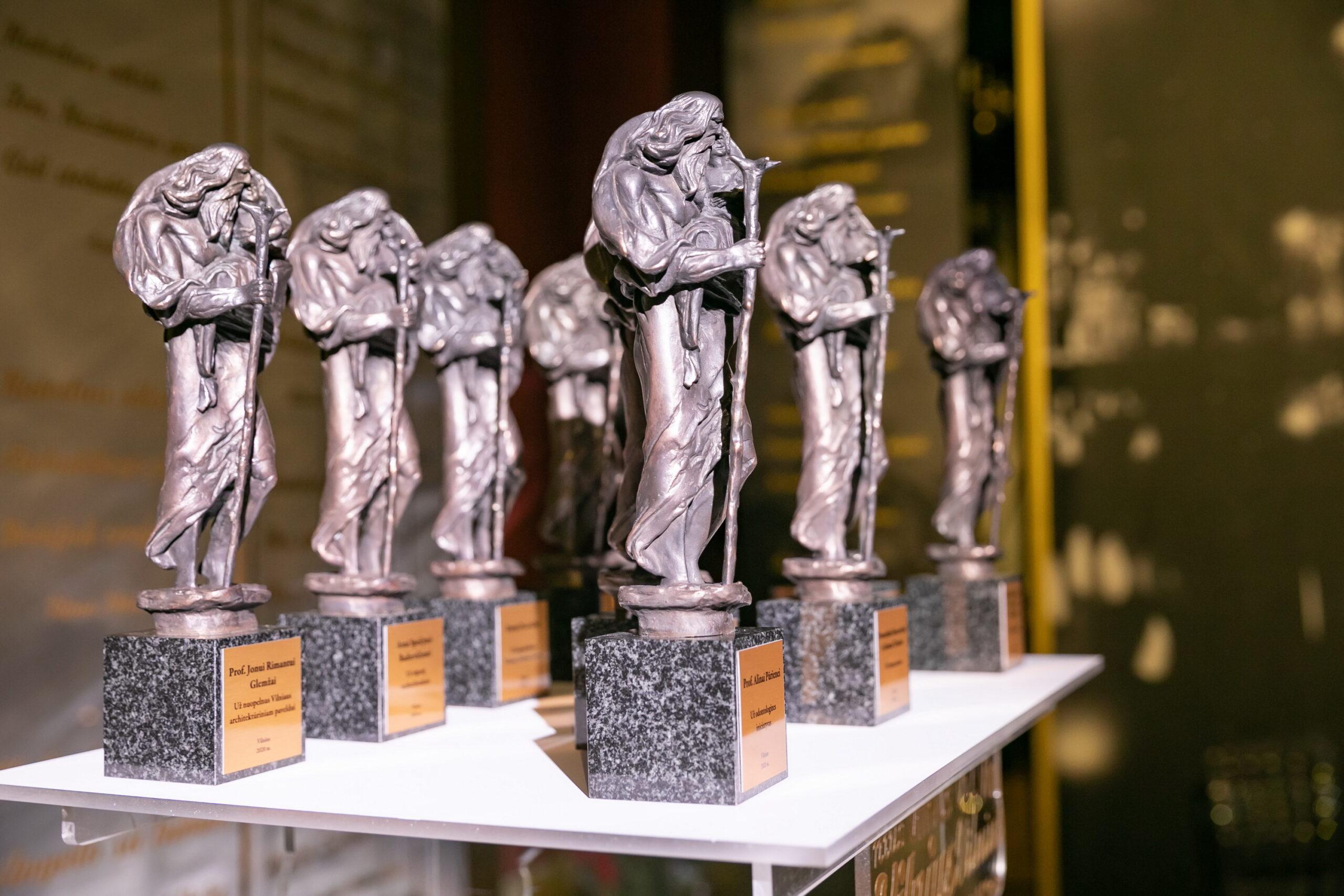 Šv. Kristoforo statulėlės
