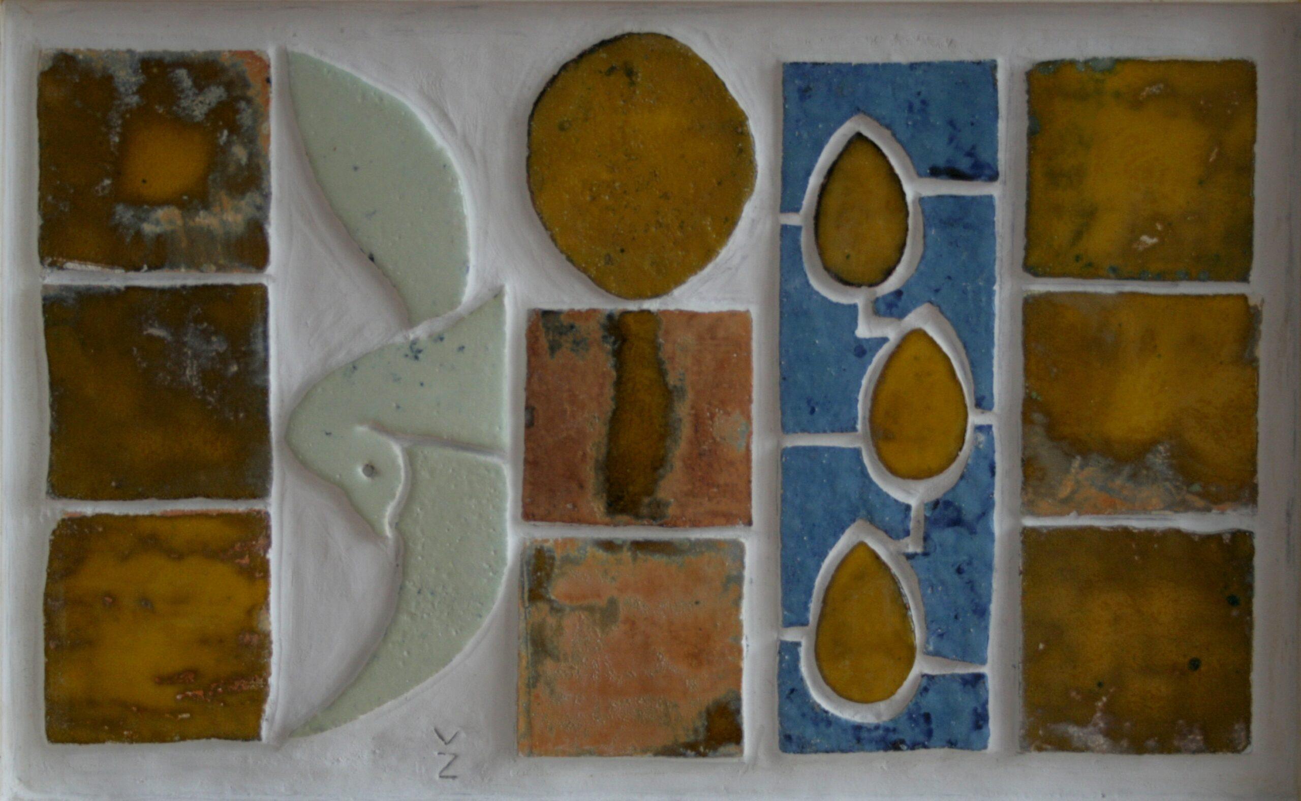 Keramikos darbas.