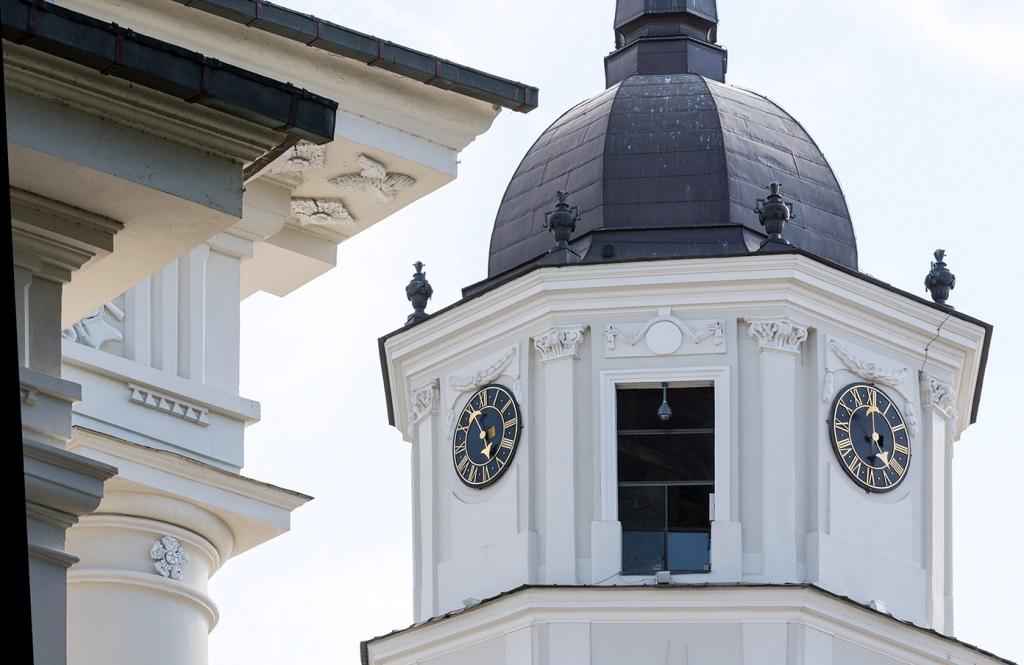 Vilniaus katedros varpinė
