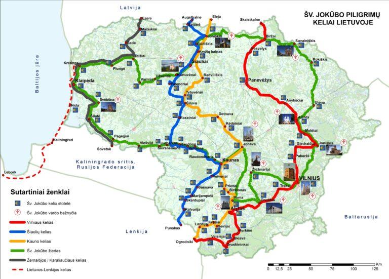Šv. Jokūbo keliai Lietuvoje