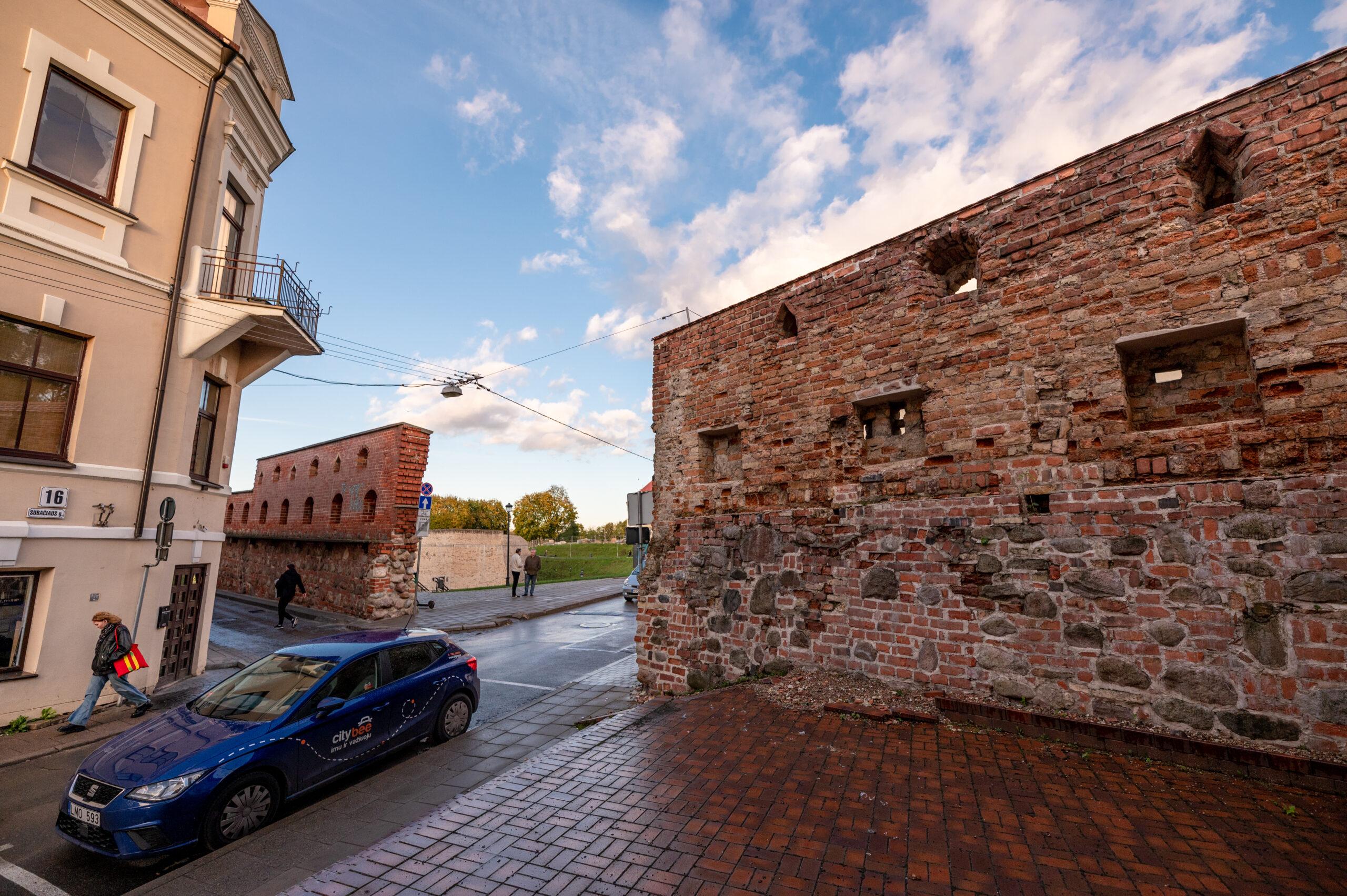 Vilnius, Subačiaus vartai
