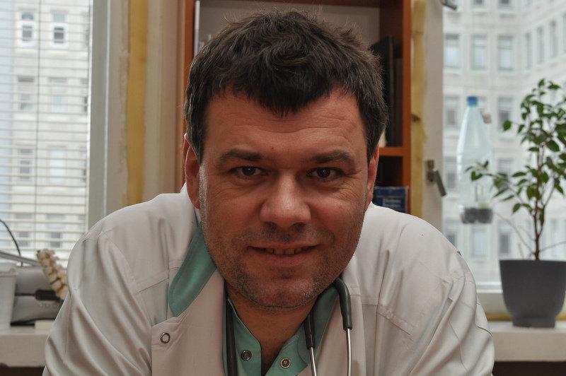 Robertas Badaras.