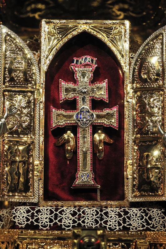 Kryžius.