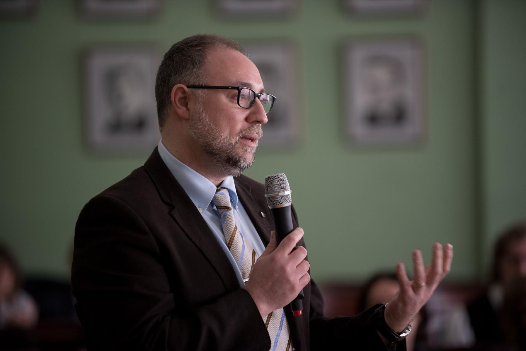 Profesorius Dario Martinelli