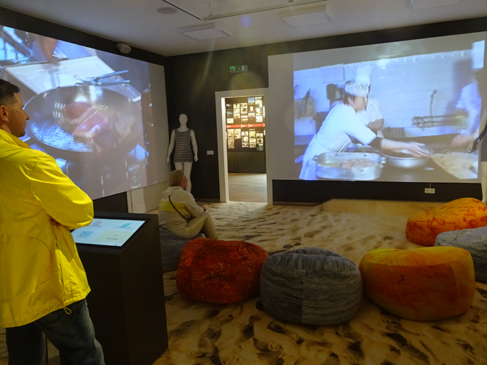 Palangos kurorto muziejaus ekspozicija
