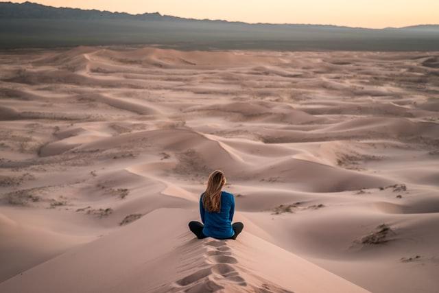 Meditacija: nuo ko pradėti?
